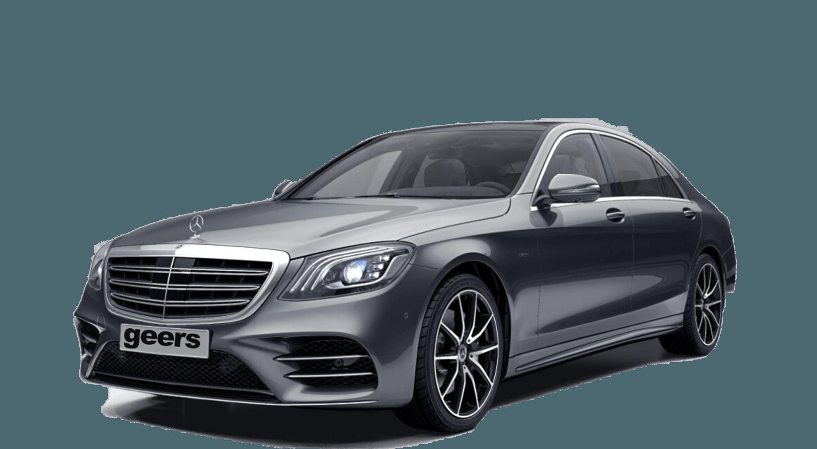 Mercedes_Benz S-Klasse